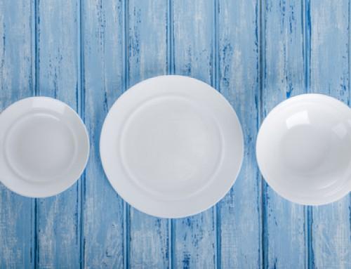 Three delicious meals