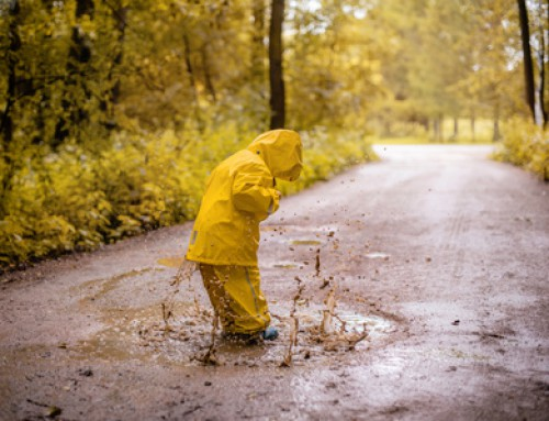 Don't be afraid of the rain