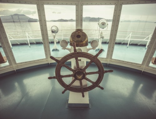 Captain of a ship