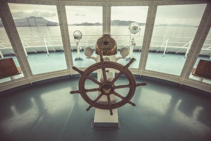 Ship steer