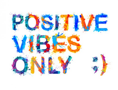 Staying Positive!