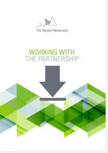 Associates Brochure _ Working with The Bayard Partnership