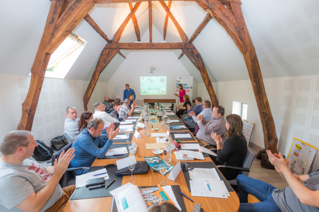 Lunchtime workshop