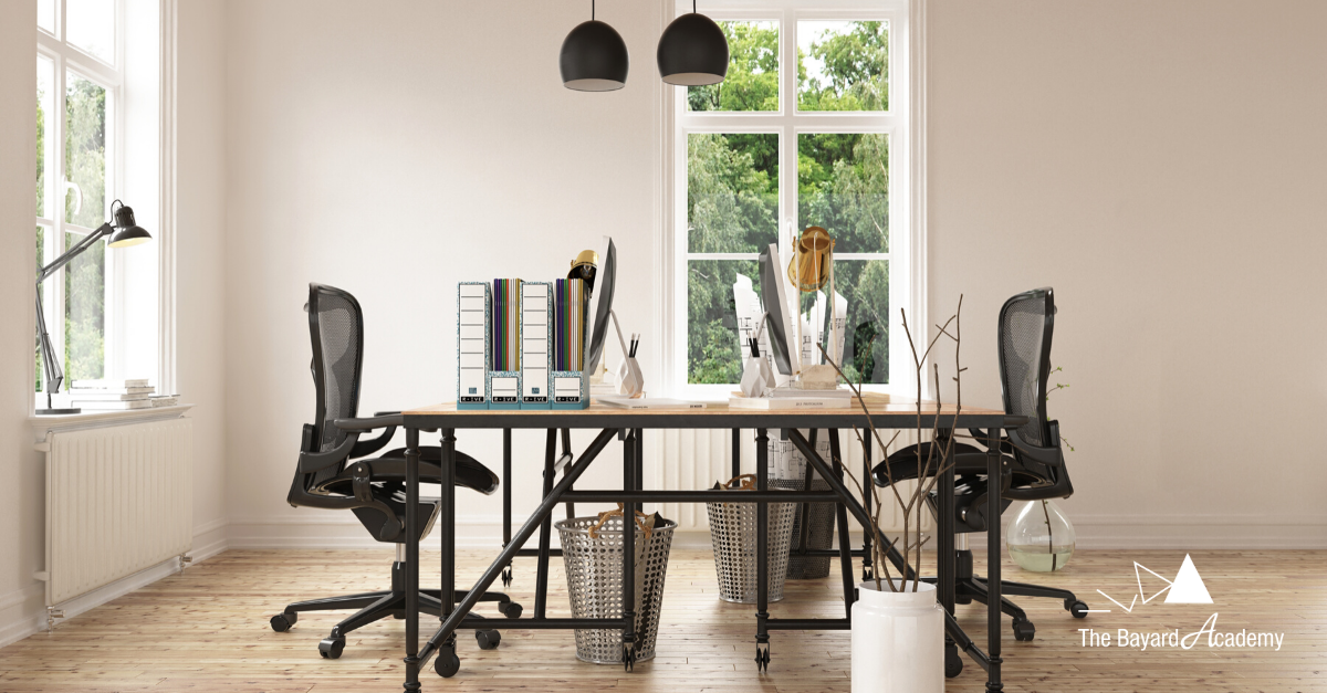 Organising and working from your home office